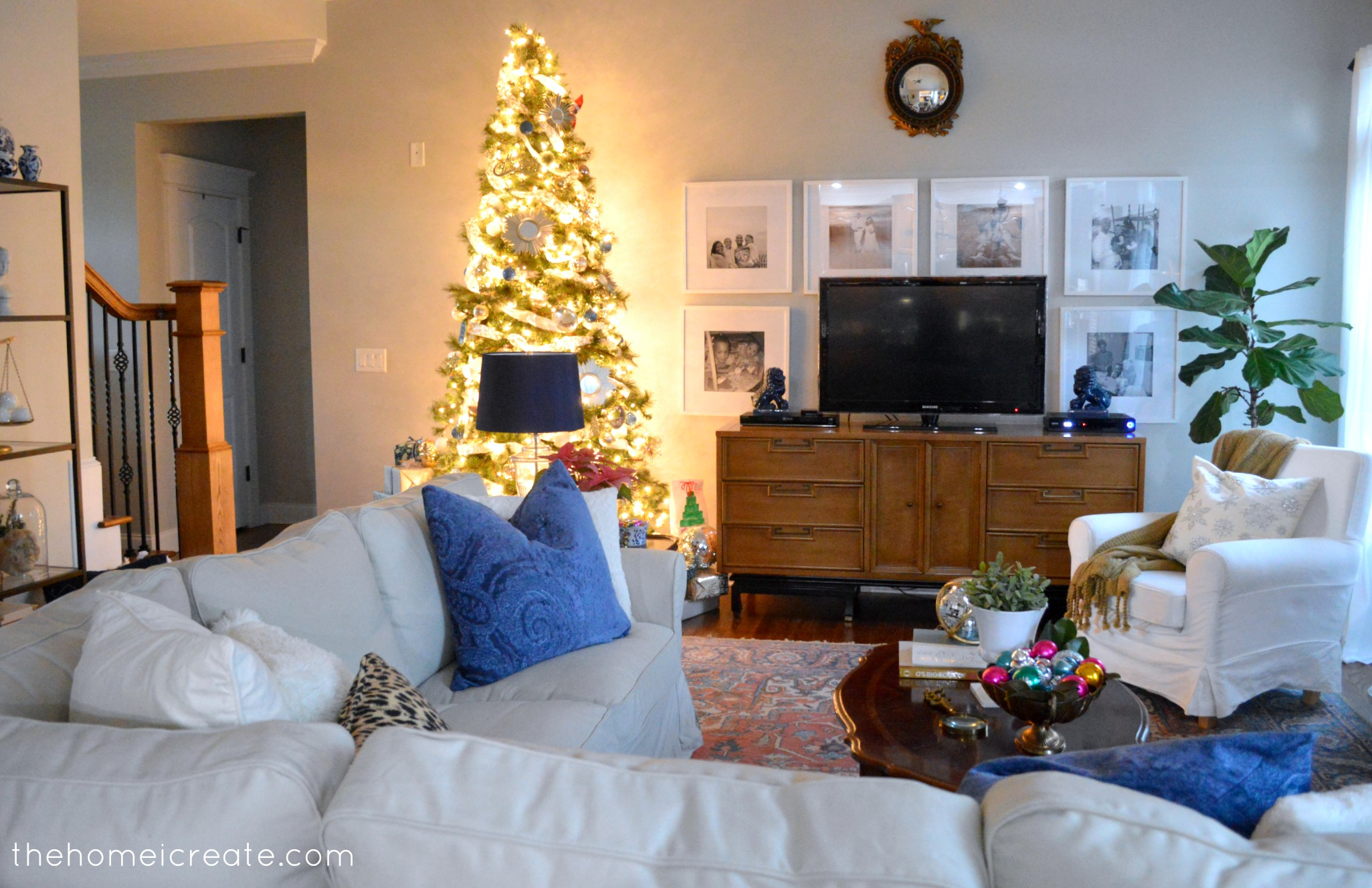 Christmas House Tour Living Room 12c