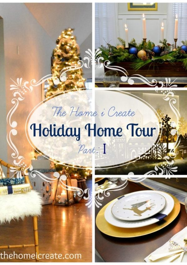 Holiday Home Tour Part: I