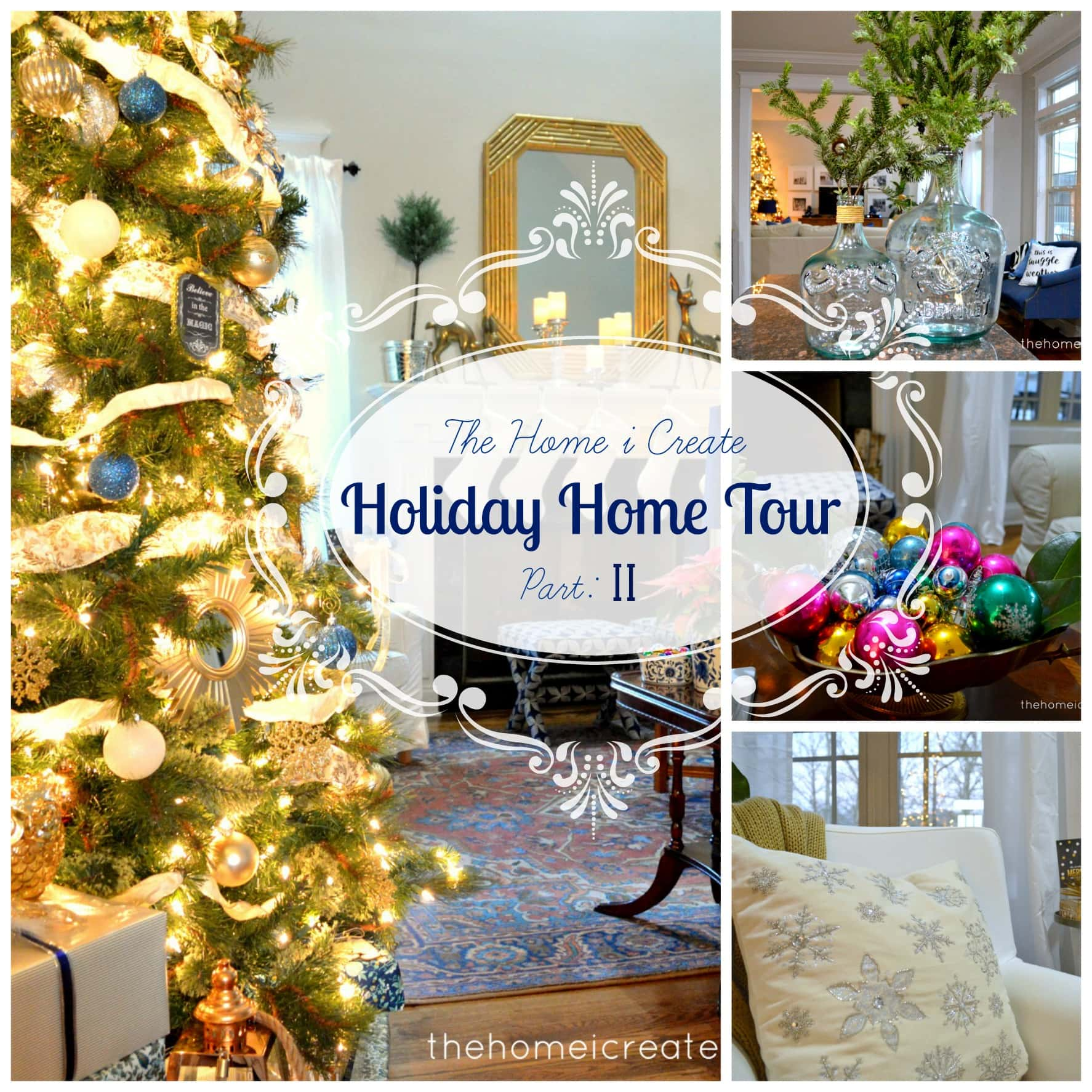 Christmas House Tour Part II