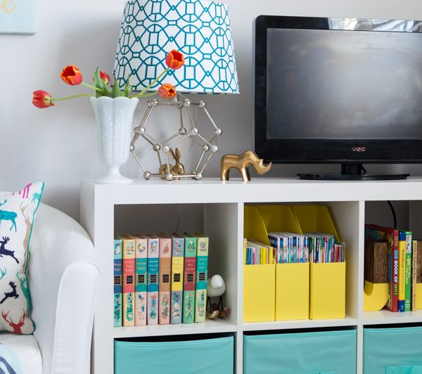 The one thing you need to organize children's books!