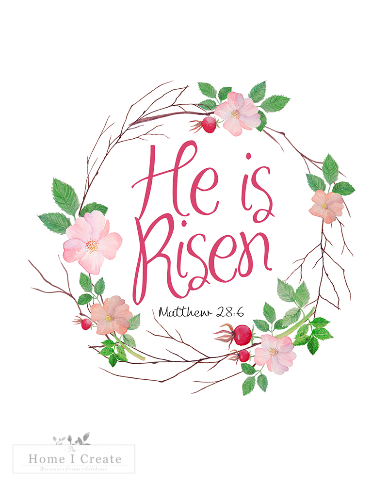 He is Risen small