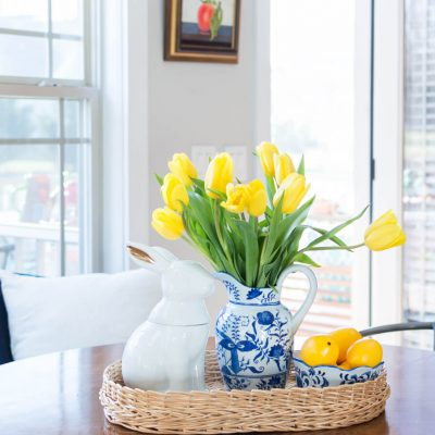 5 quick ways to freshen up your home for spring!
