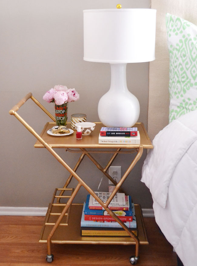 Bart Cart Nightstand 3