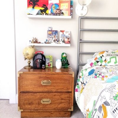 Project: #1room30days – Week 3 Big Boy Room Makeover