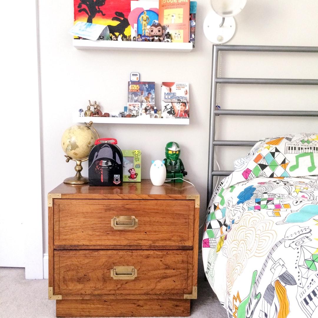 Project: #1room30days – Week 3 Big Boy Room Makeover