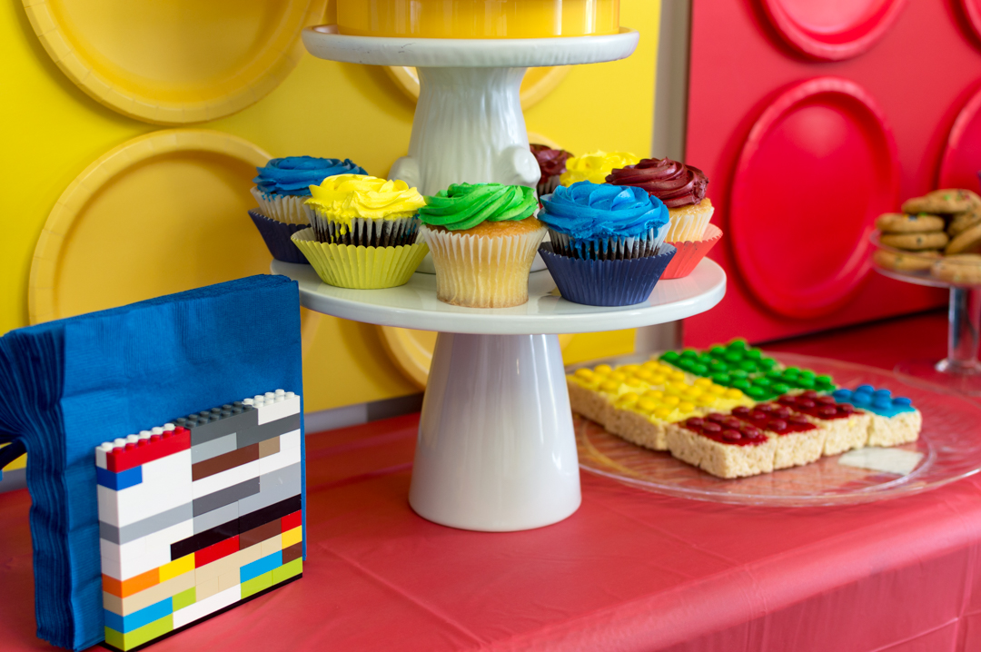 A Totally Awesome And Easy Lego Birthday Party The Home I Create
