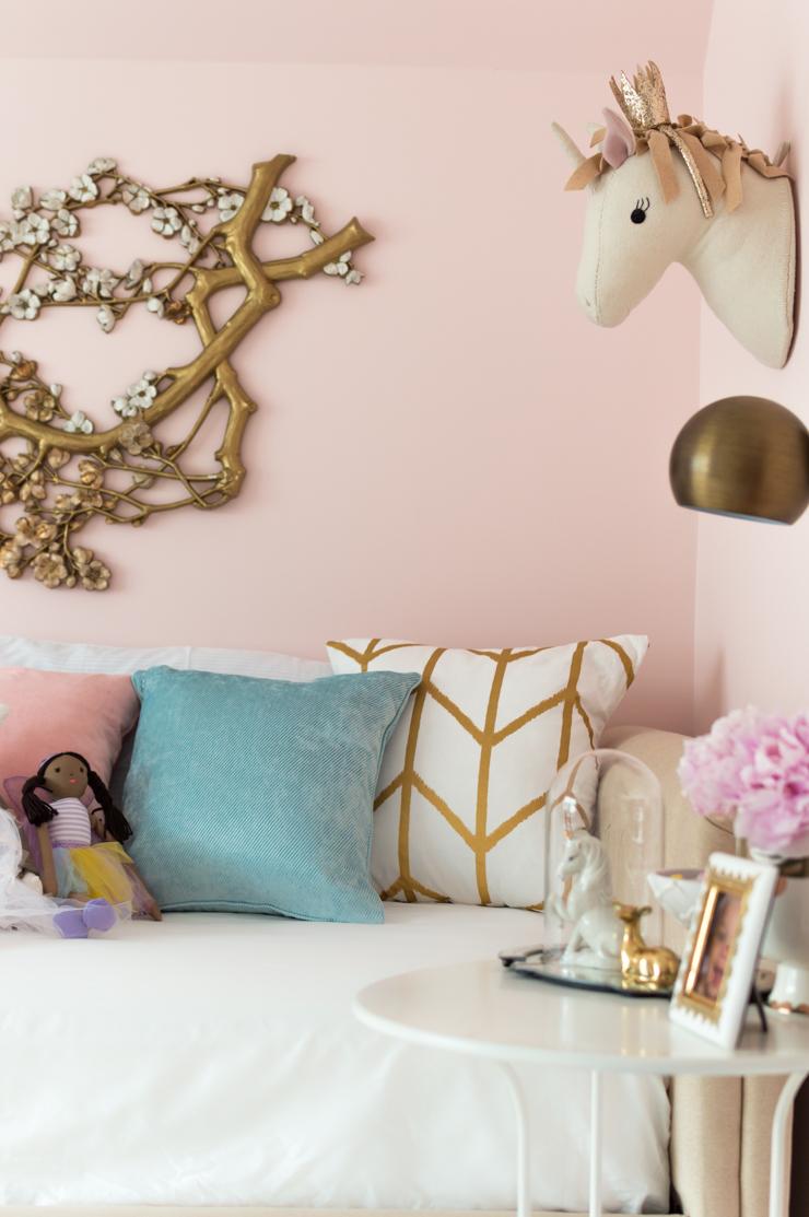 Blush Pink Bed Linen