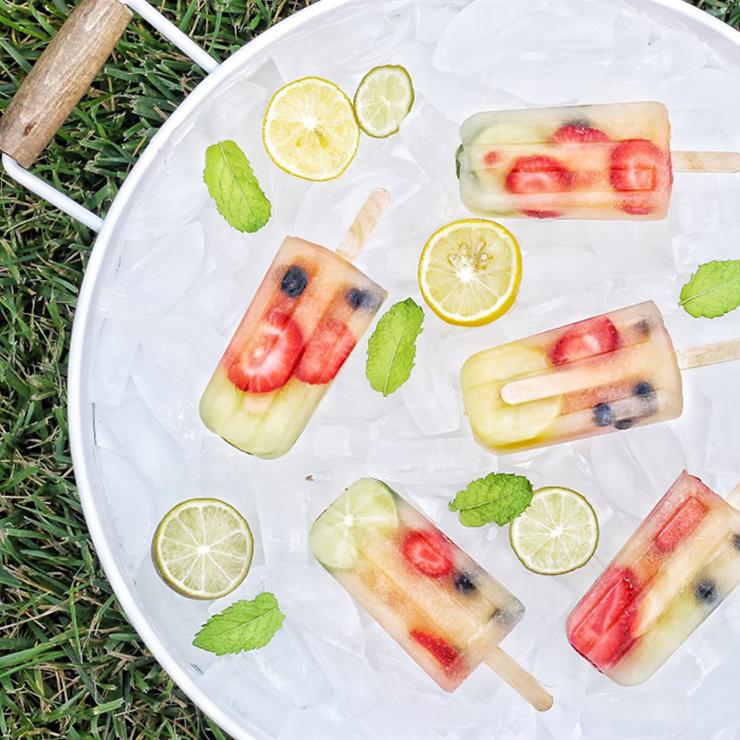 summer popsicle