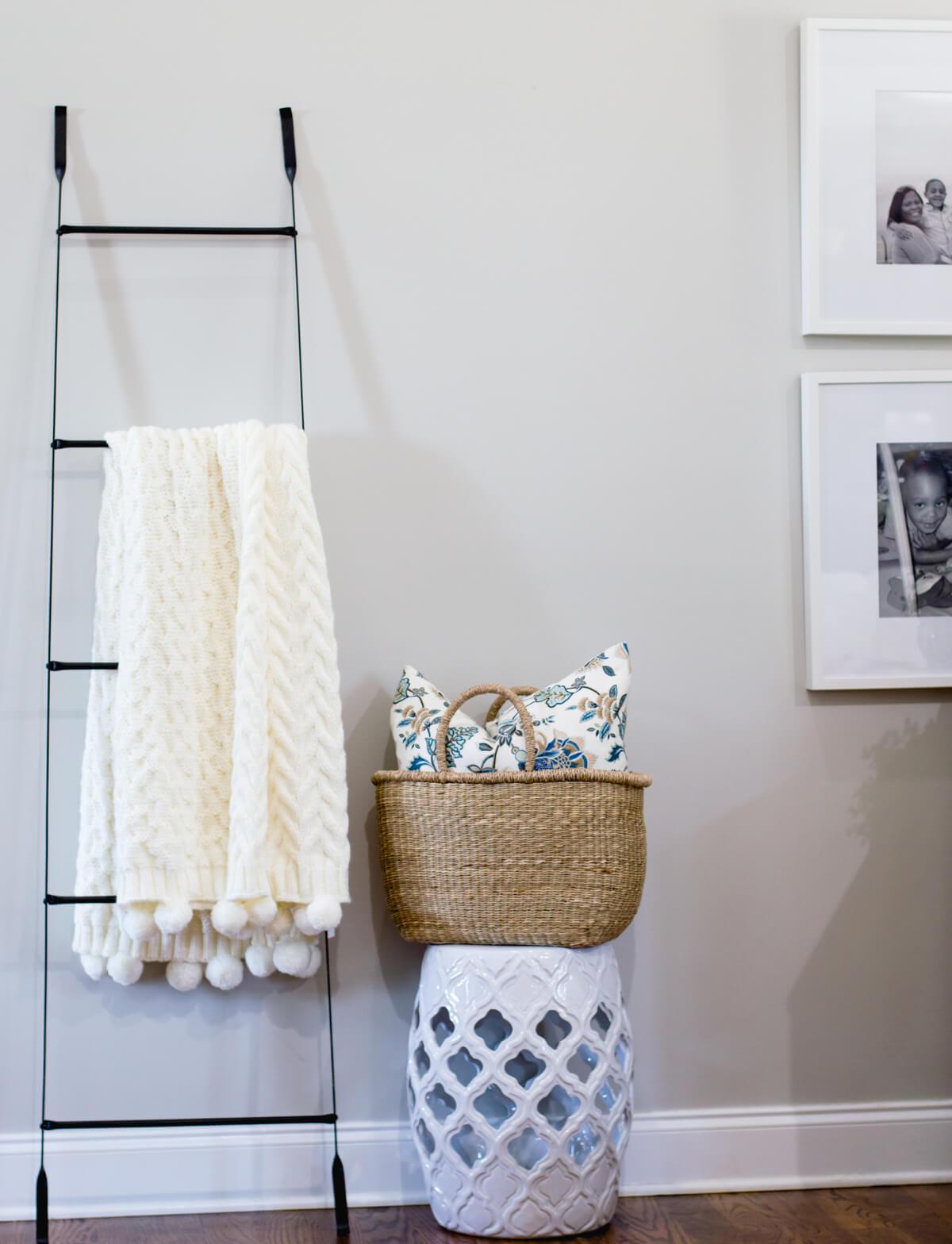 Magnolia Market Blanket Ladder The Home I Create