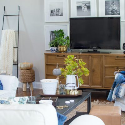 4 Tips for Creating a Kid Friendly Living Room