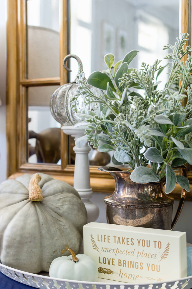Eclectic Fall Home Tour