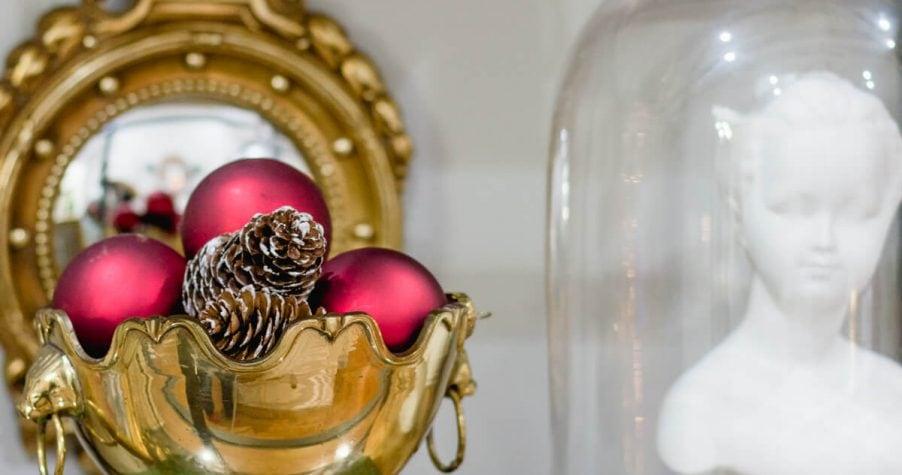 The Easiest Christmas Decor Idea Ever!