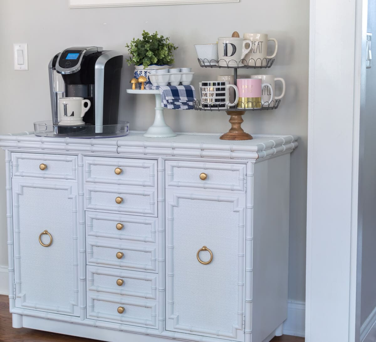faux-bamboo-sideboard-makeover-1