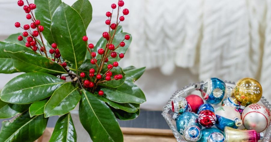 A Very Merry and Bright Home Tour Part 1