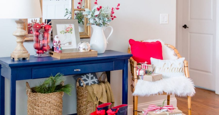 A Very Merry and Bright Home Tour Part 2