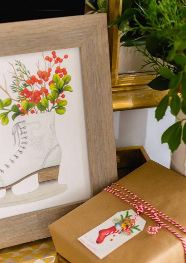 Christmas Printable and Gift Tags