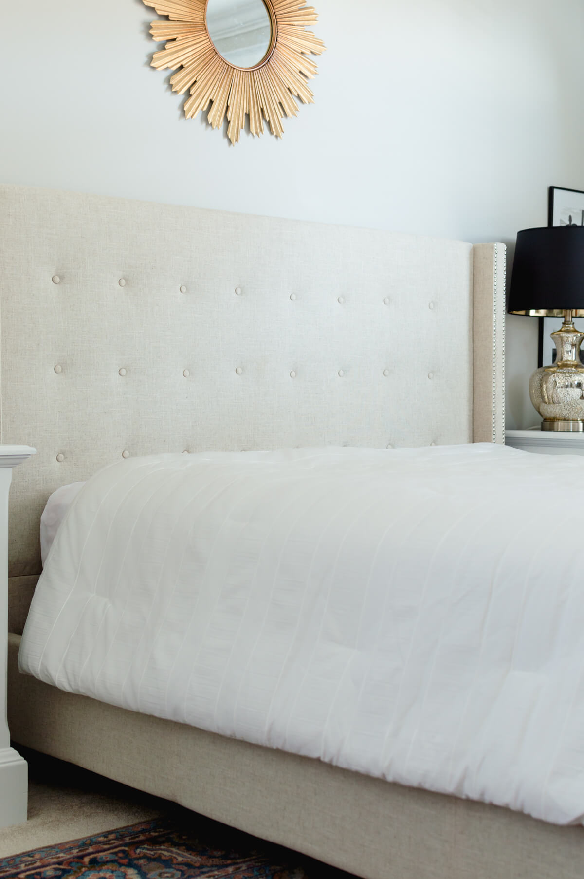 How To Make A Bed Beautifully And Quickly The Home I Create