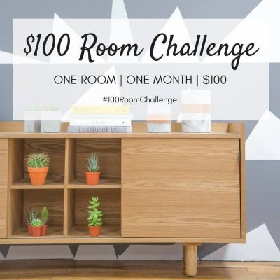 Loft Bonus Room Refresh | $100 Room Challenge Week 2
