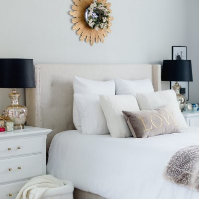 Master Bedroom Decor Update