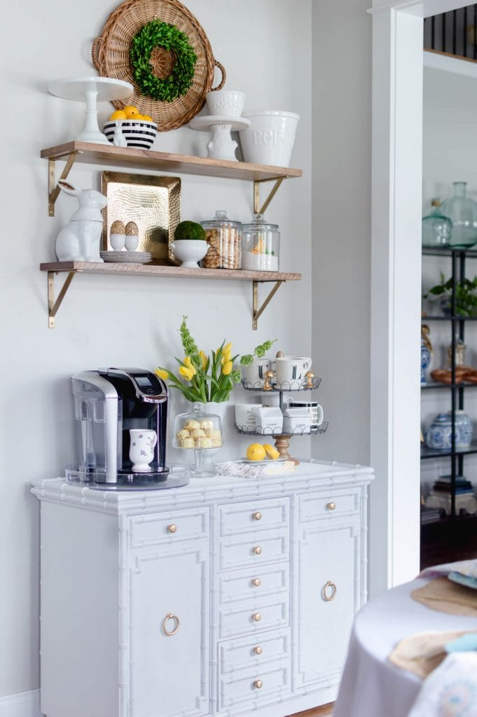 Coffee Bar Decor Ideas