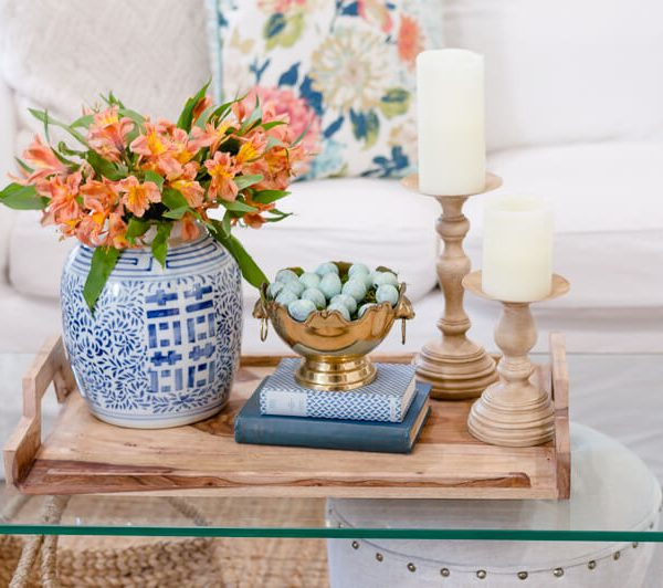 Spring Living Room Refresh {with video}
