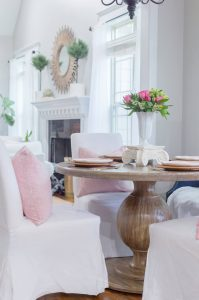 Simple Mother's Day Brunch || Farmhouse Dining Table || The Home I Create