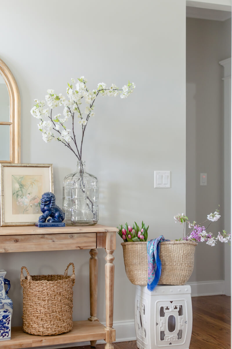 3 Simple Spring Decor Ideas - The Home I Create