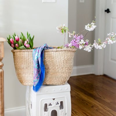 3 Simple Spring Decor Ideas