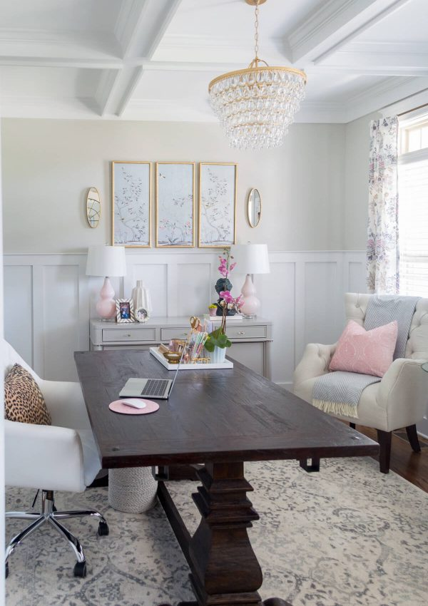 ORC: Dining Room Office Reveal {Video}