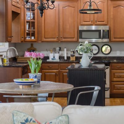 5 easy ways to upgrade your rental kitchen!
