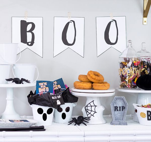 Halloween BOO Kits – Treat someone special today!