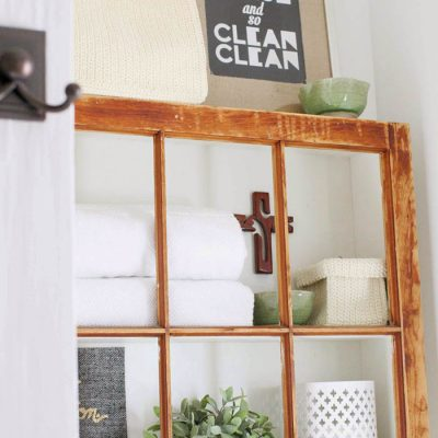 5 Easy ways to upgrade your rental bathroom