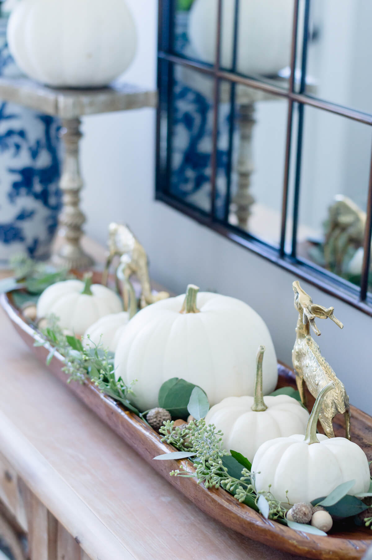 small white pumpkins all decor | the home i create