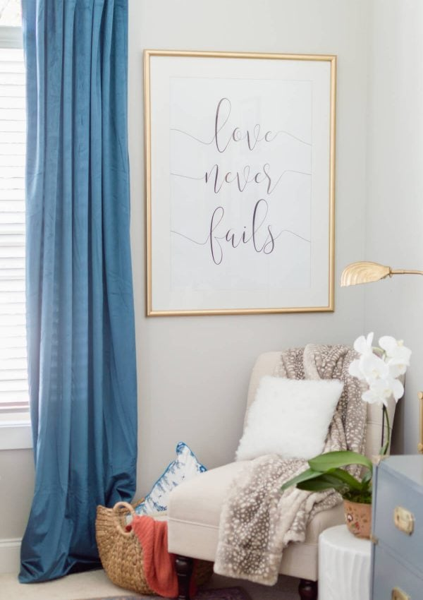 Easy DIY Thrift Store Frame Makeover