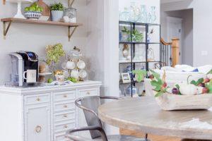 Fall Kitchen Decor | the home i create