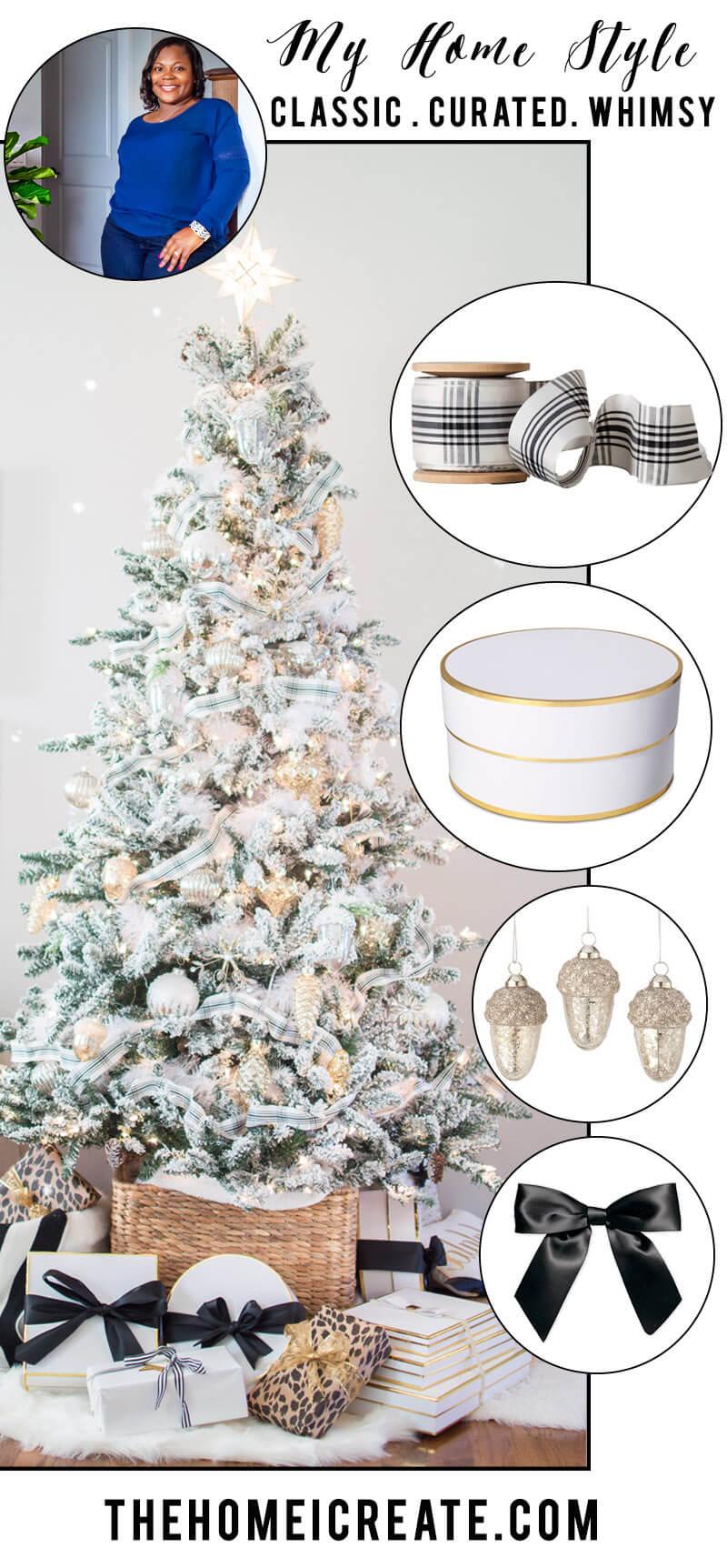 My Home Style Christmas Tree