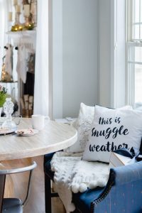 Snuggle Weather Pillow. tHE