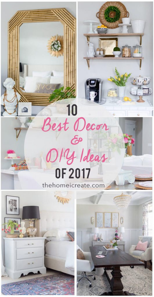 10 Best Decor and DIY Ideas 2017