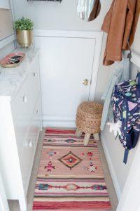 Mudroom Closet Rug