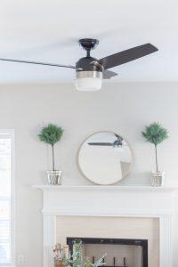Stylish Modern Ceiling Fan