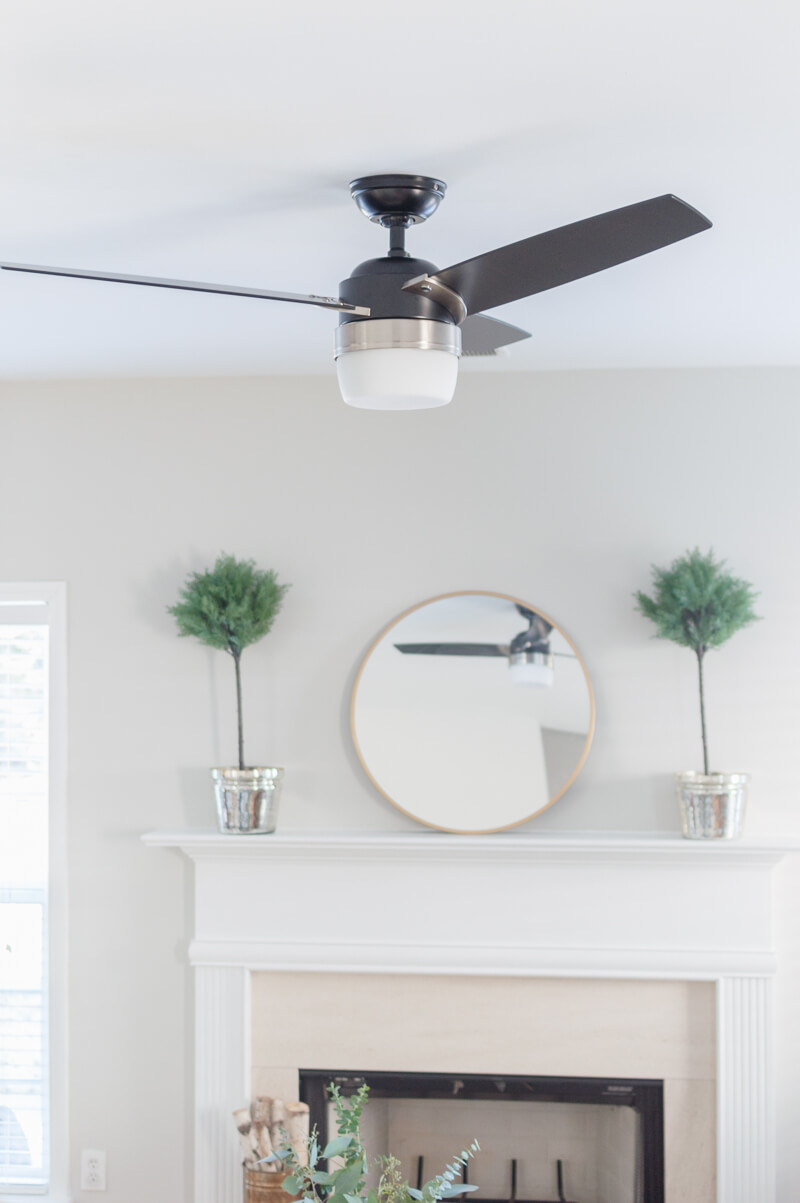 Stylish and Modern Ceiling Fans For Under $200