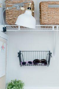 Mudroom Closet Coat Hooks