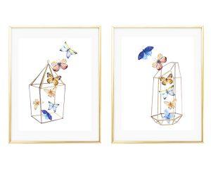 Free Beautiful Butterflies Printables