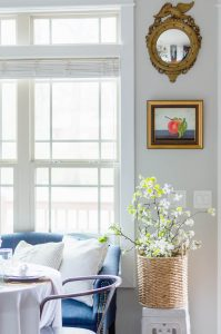 Clipped Spring branches 3 simple spring decor