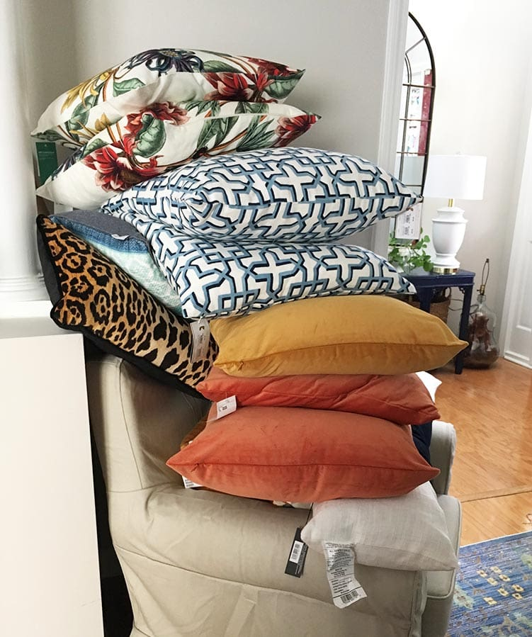 pillow palooza