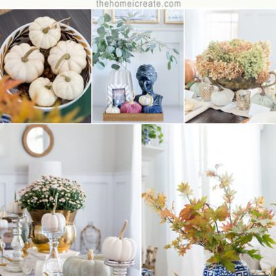 6 Natural Elements To Use For Cheap Fall Decor