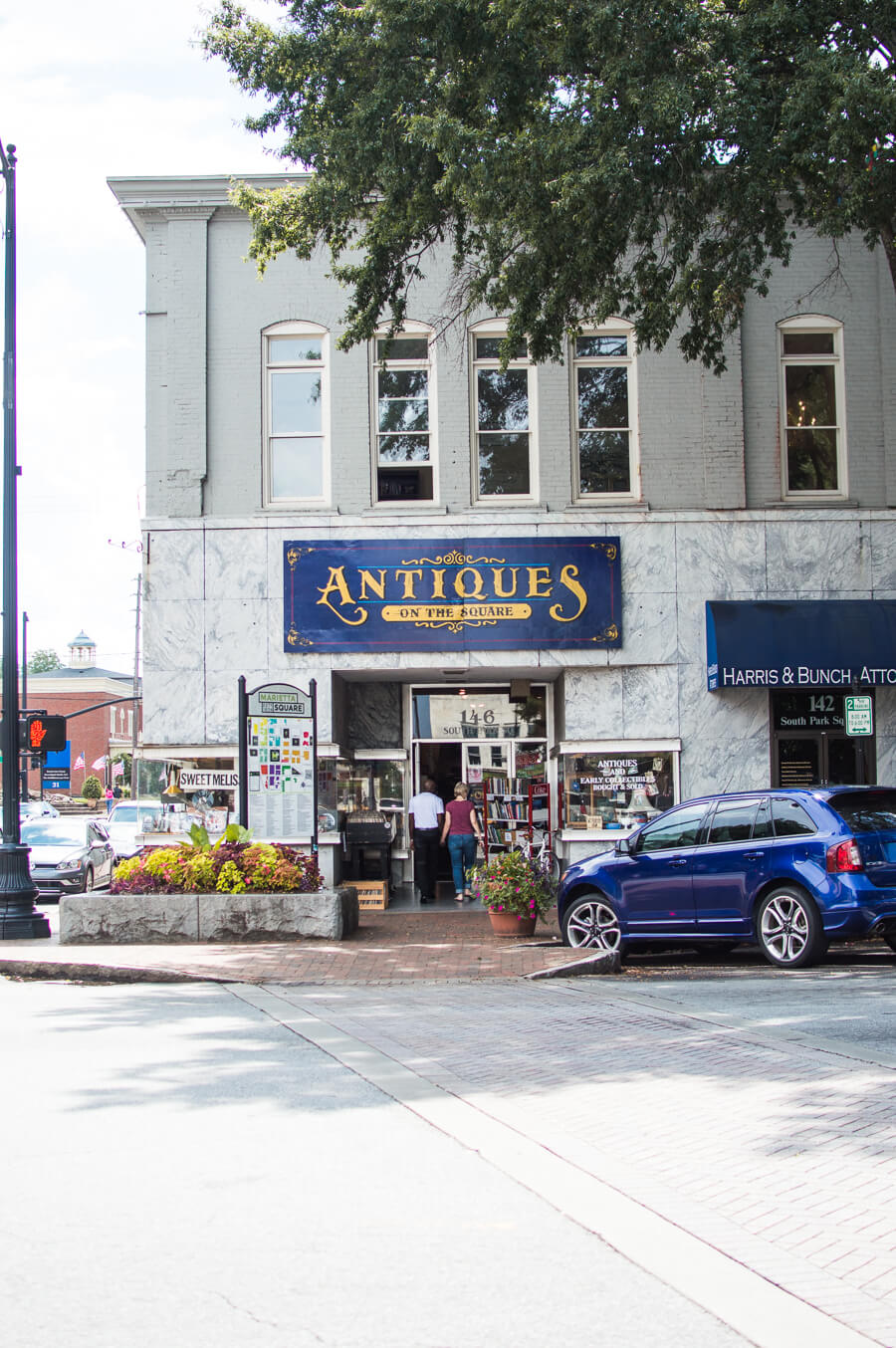 Marietta Square Antique Store