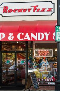 Marietta Square Pop and Candy