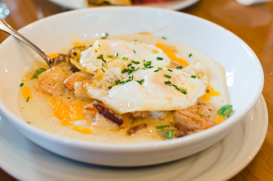 Marietta Square Shrimp and Grits