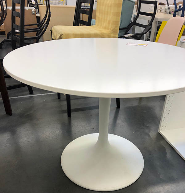 IKEA DOCKSTA TABLE